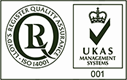 Environmental Management Certificate: ISO 14001
