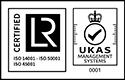 ISO-14001 / ISO 50001 / ISO 45001 / UKAS